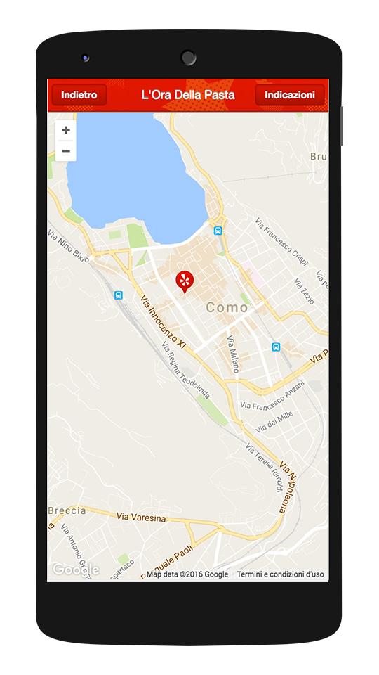 Yelp! maps